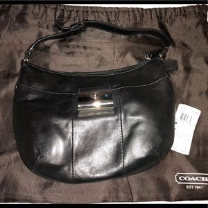 Coach Kristin leather Hobo purse